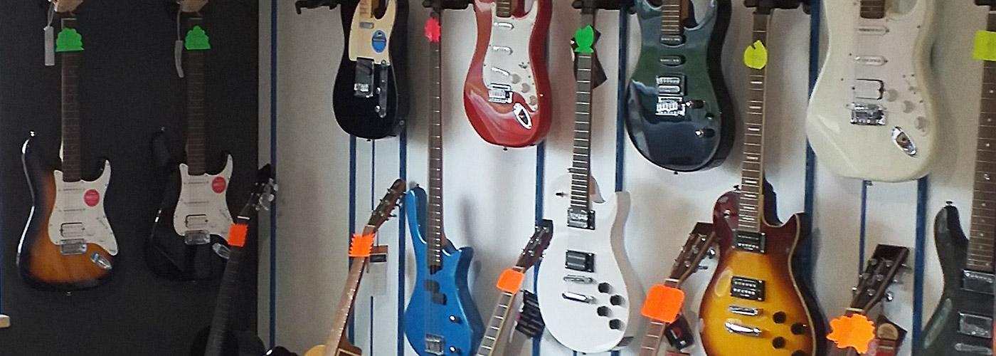 Gli strumenti musicali che ceravi